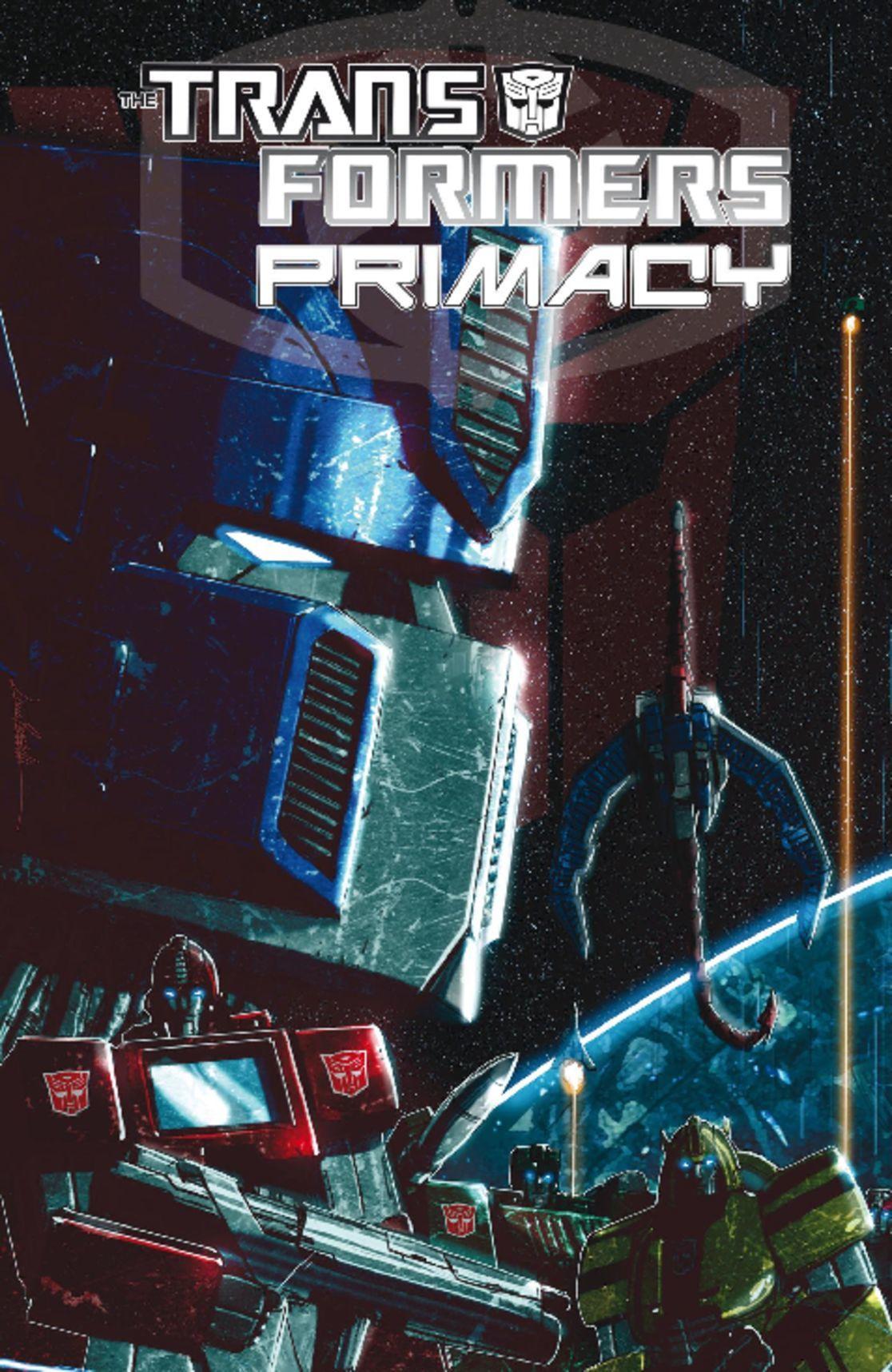 Transformers Primacy Digital