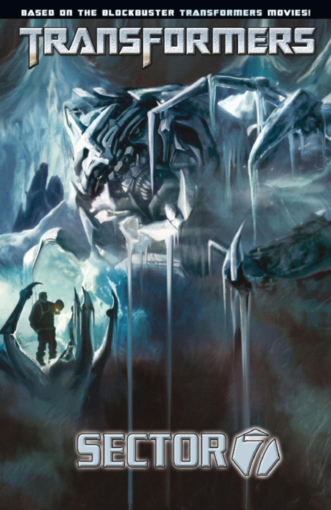 Transformers Sector 7 Digital