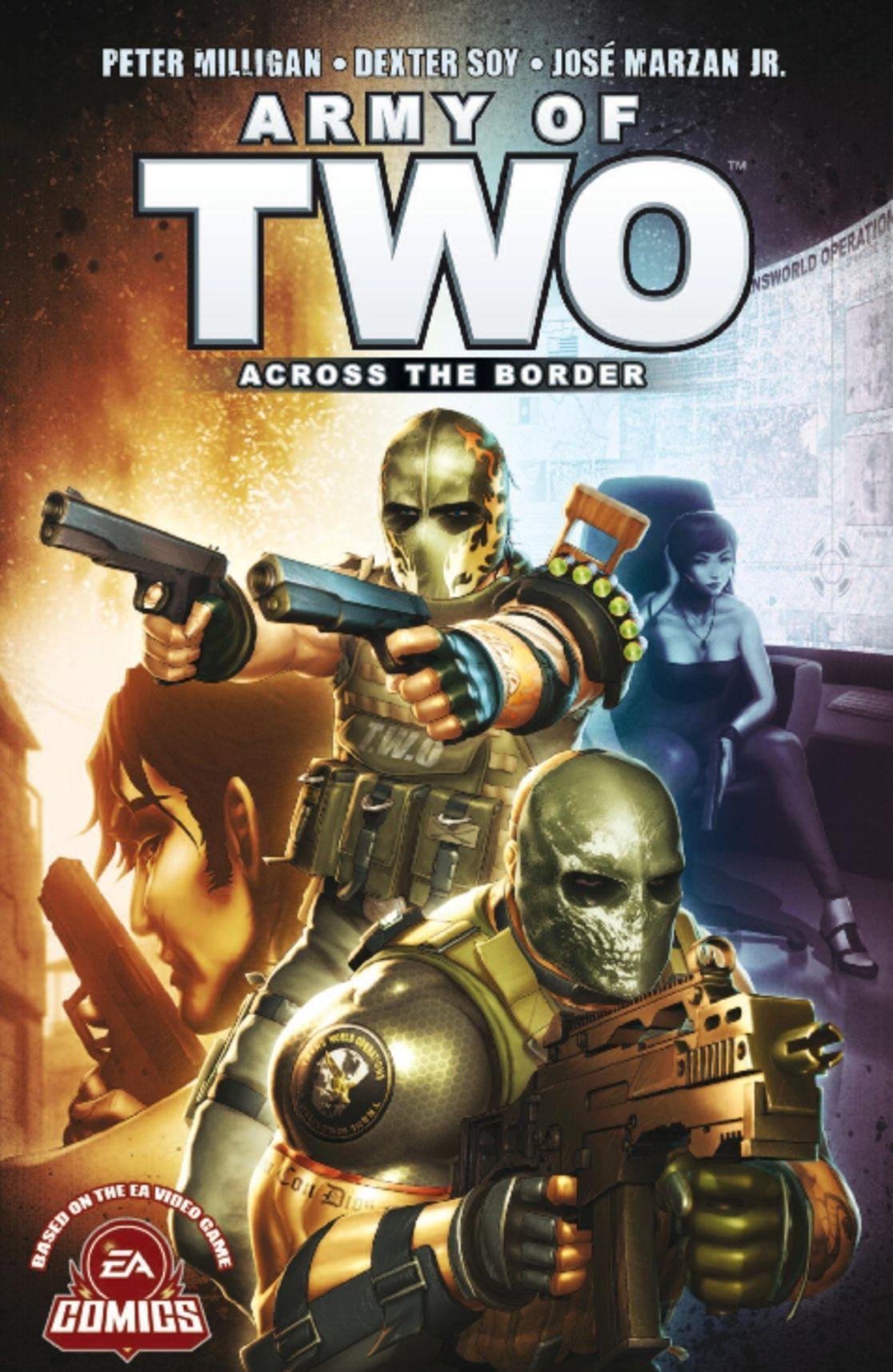 Army of Two Vol 1 Digital