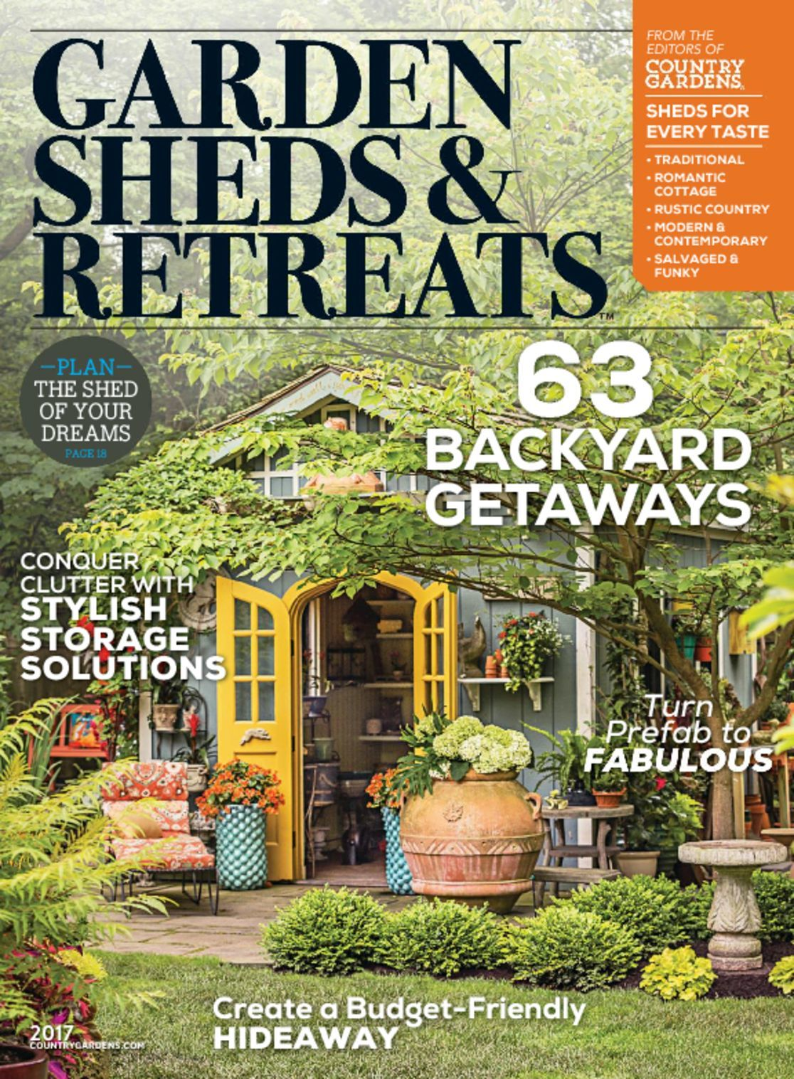 Garden Sheds Retreats Digital