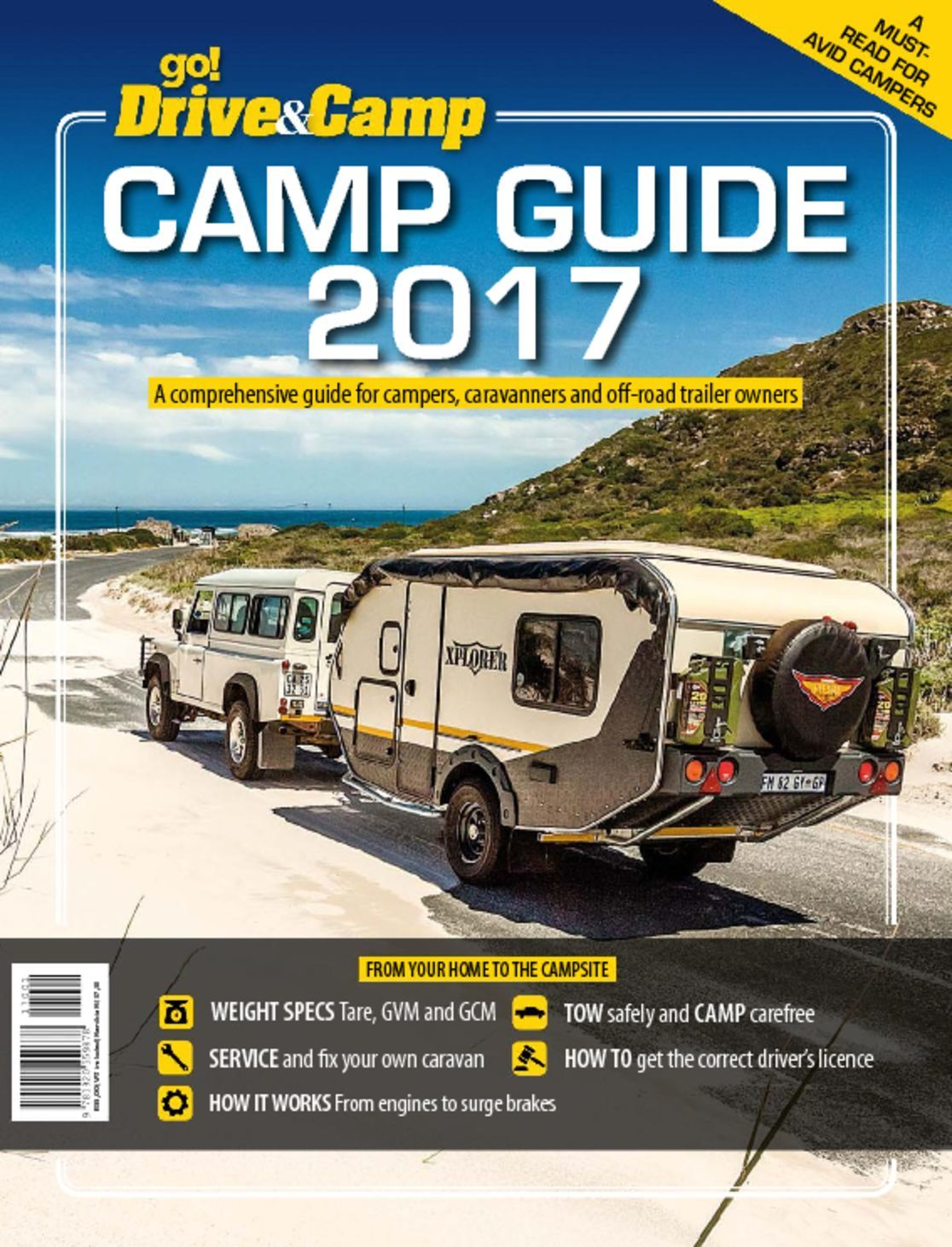 Go Drive Camp Camping Guide Digital