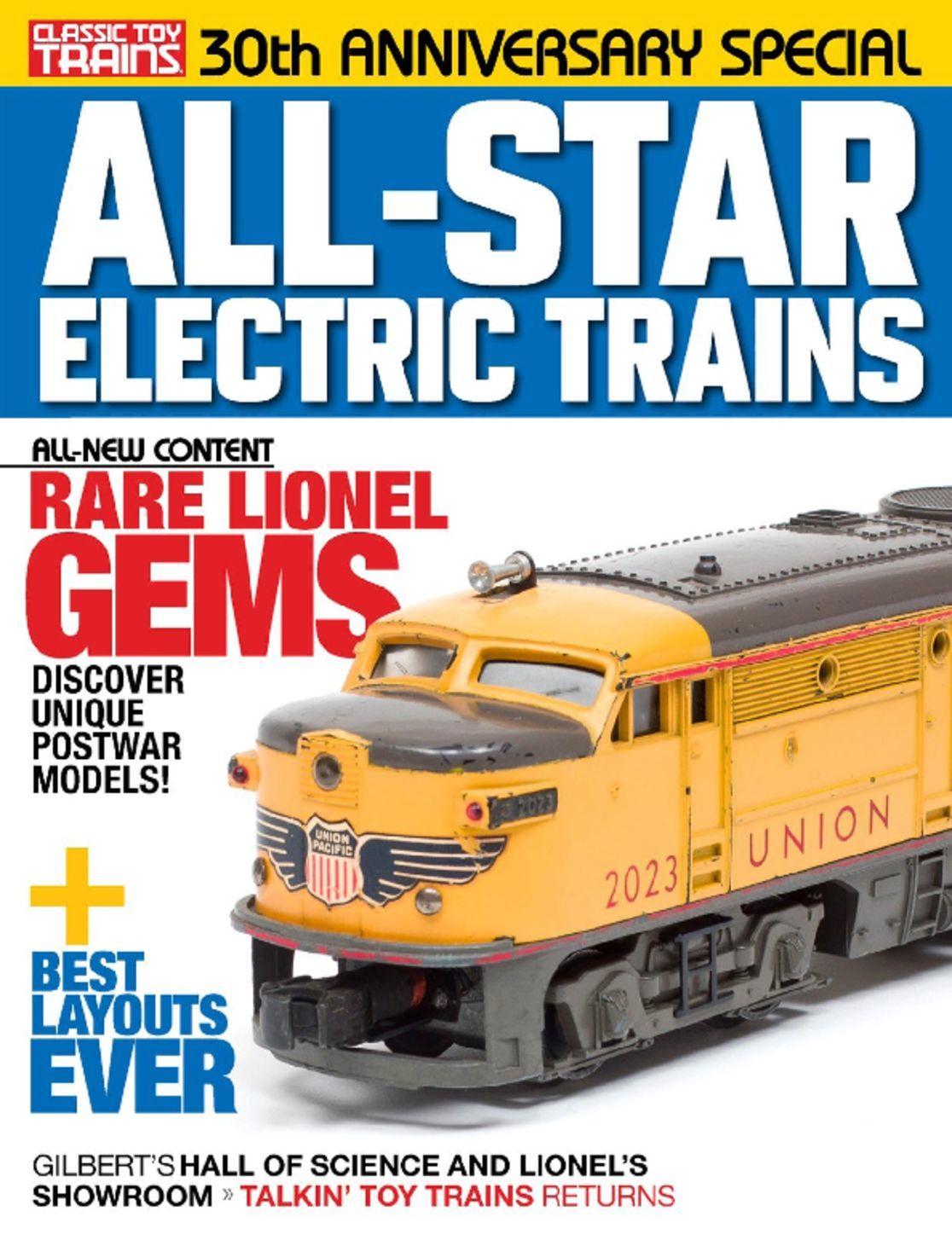 All Star Electric Trains Digital
