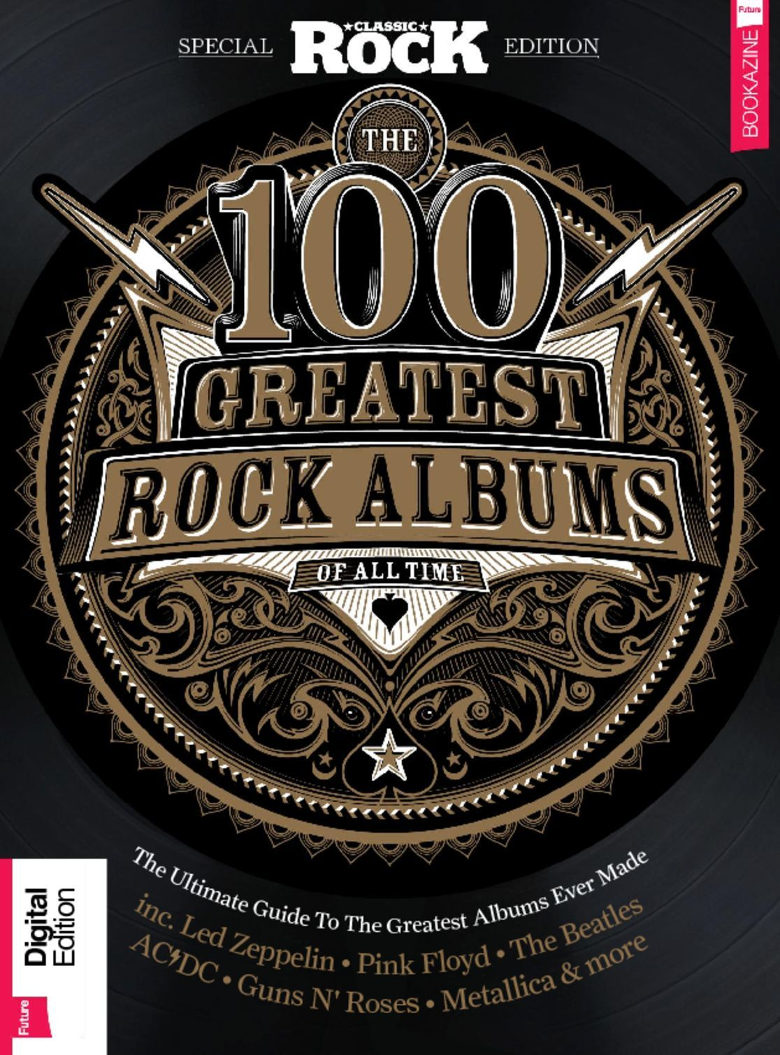 Classic Rock Special Edition 100 Greatest Rock Albums Digital