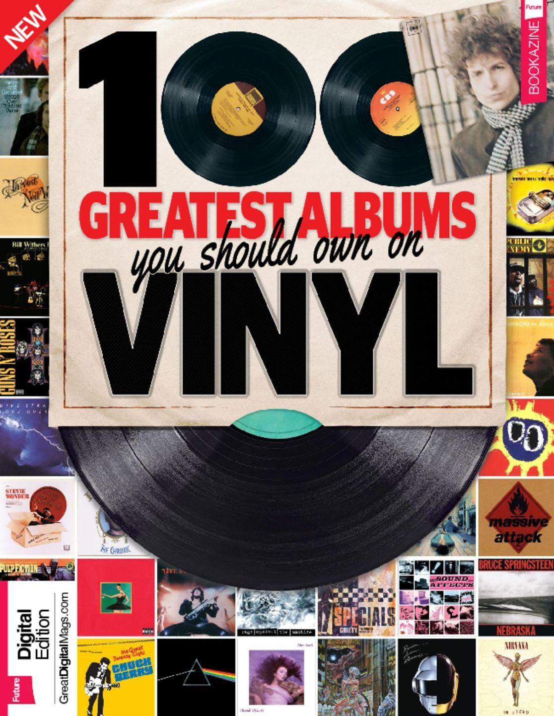 100 Greatest Albums You Should Own On Vinyl Digital