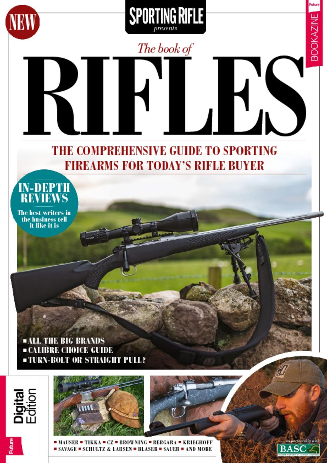 Sporting Rifle Presents The Book of Rifles Digital