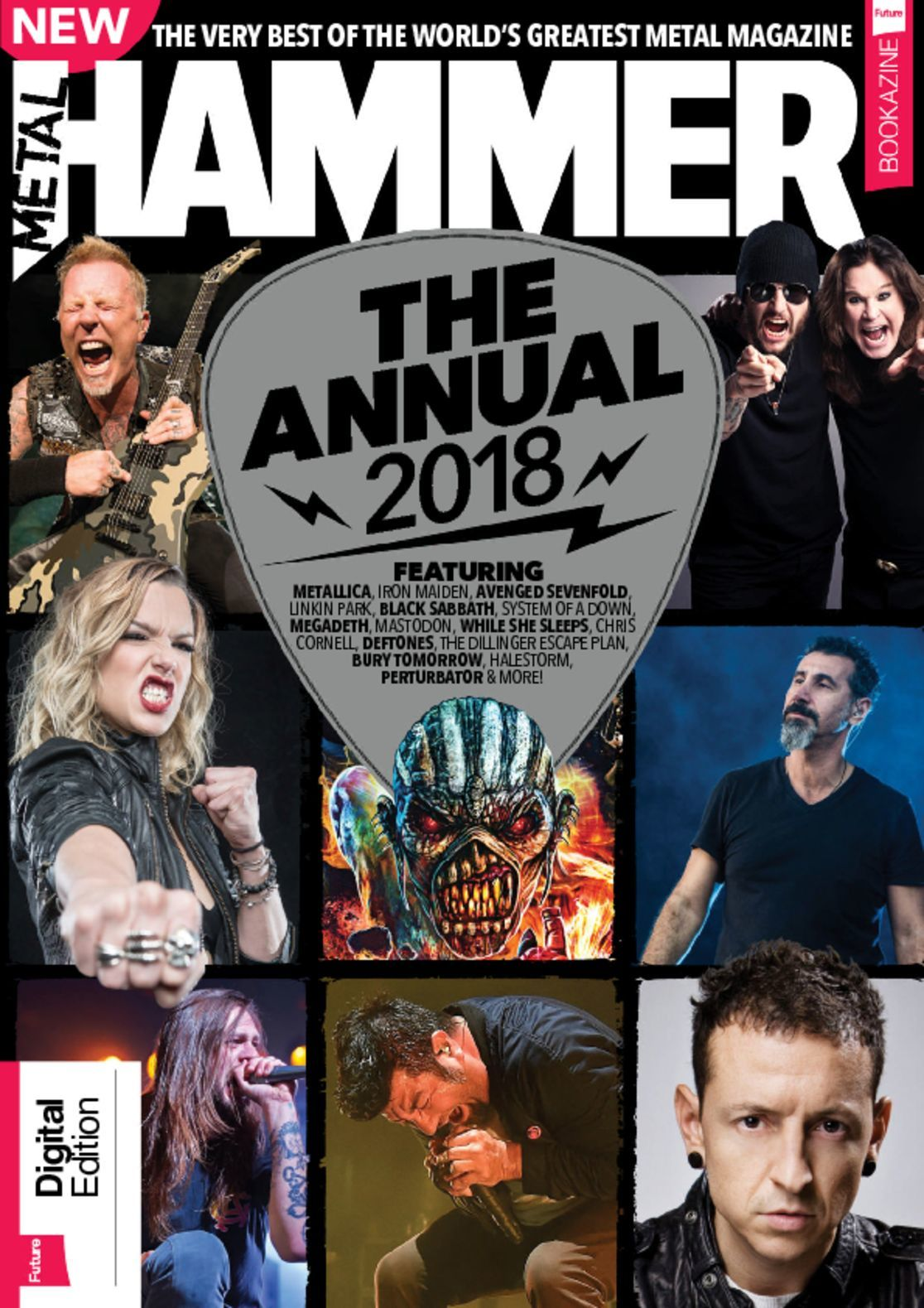 Metal Hammer Annual Digital