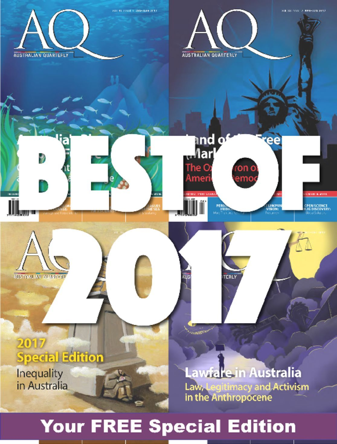 AQ Australian Quarterly BEST OF 2017 Digital
