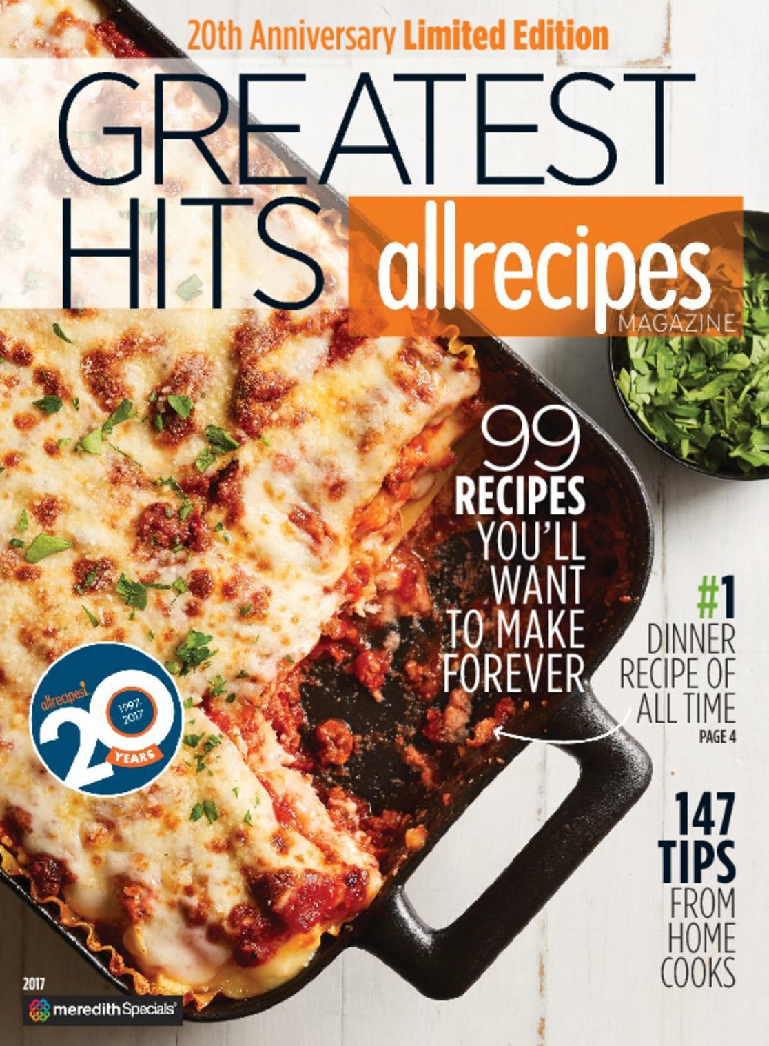 Allrecipes Greatest Hits Digital