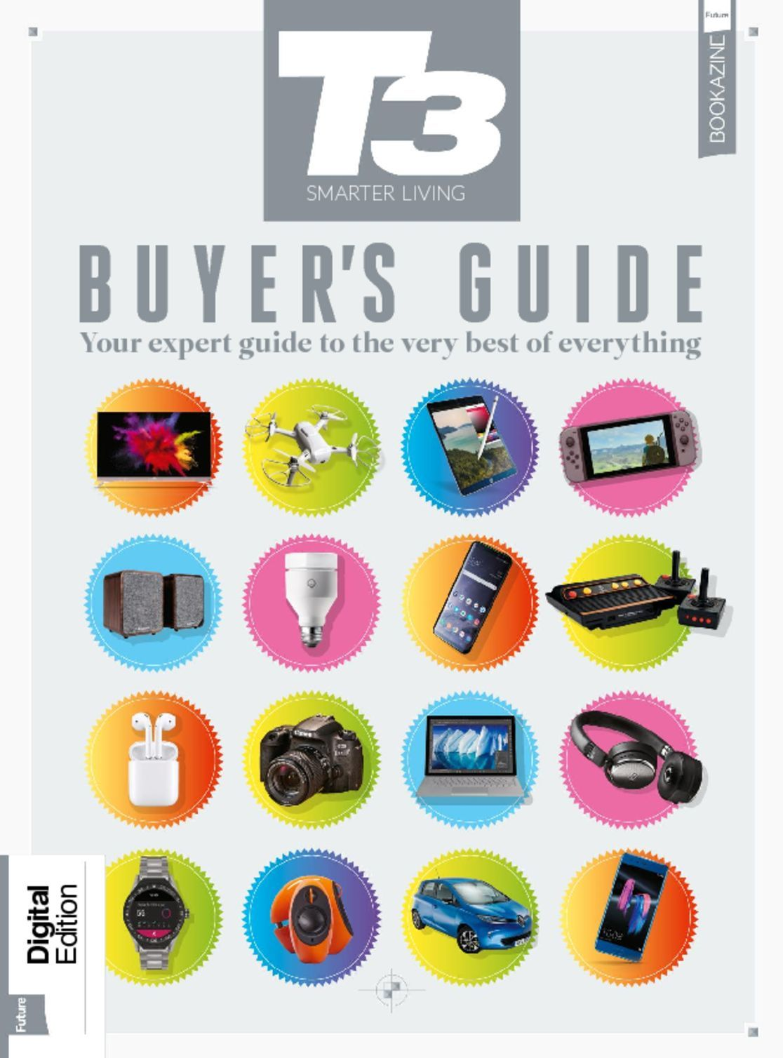 Buyer S Guide To Wardrobes: T3 Buyer's Guide Magazine (Digital)
