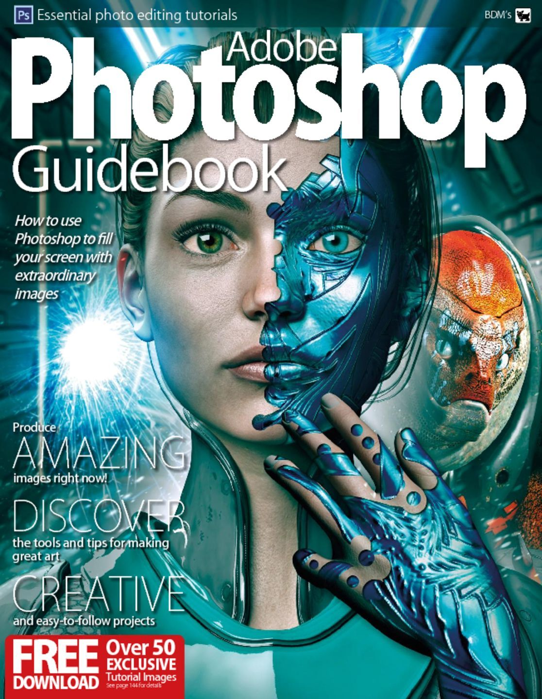 Adobe Photoshop Guidebook Digital