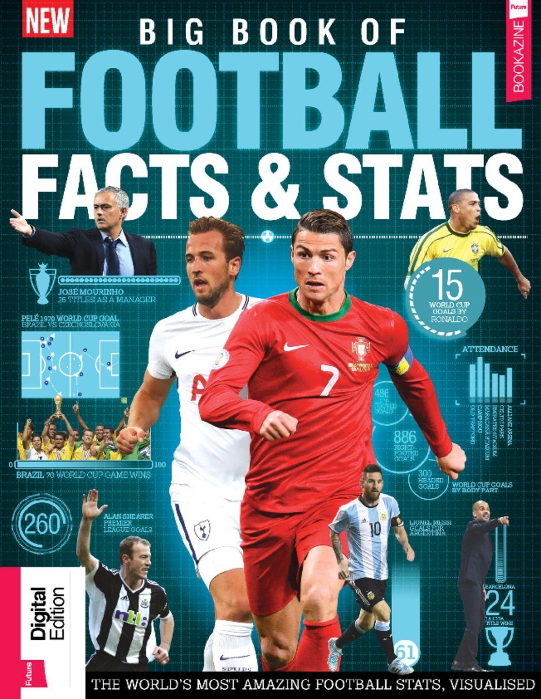 Big Book of Football Facts Stats Digital