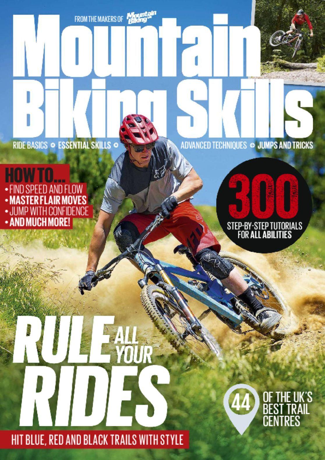 Mountain Biking Skills Guide 2018 Digital
