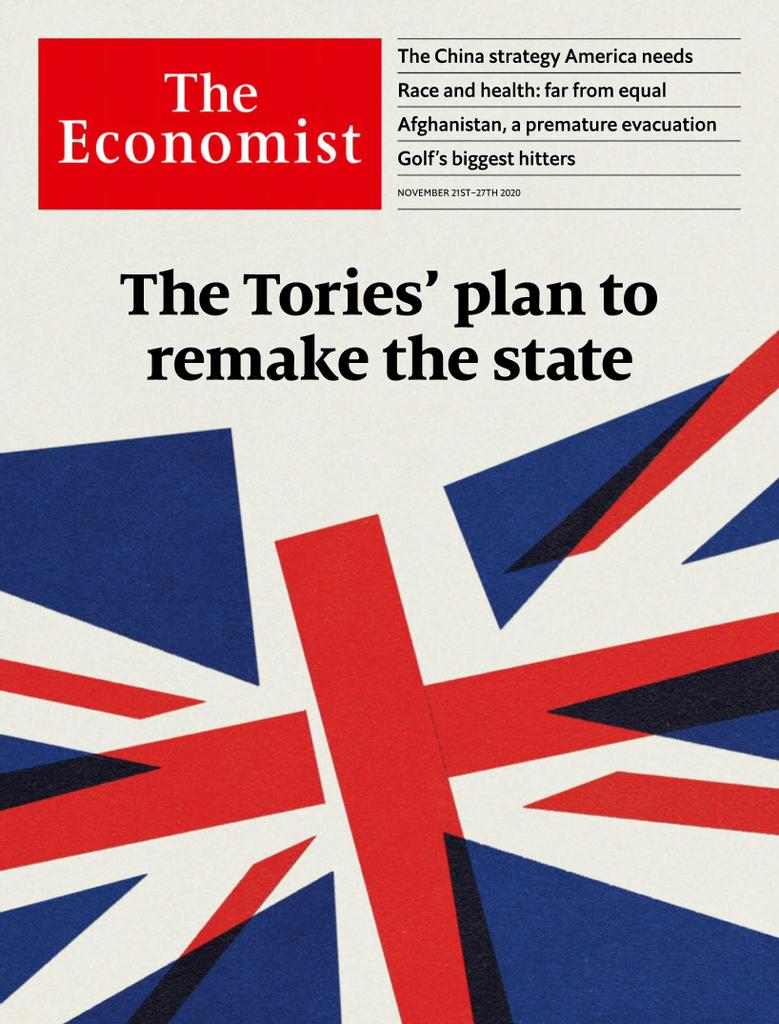 The Economist UK edition Magazine (Digital) Subscription ...