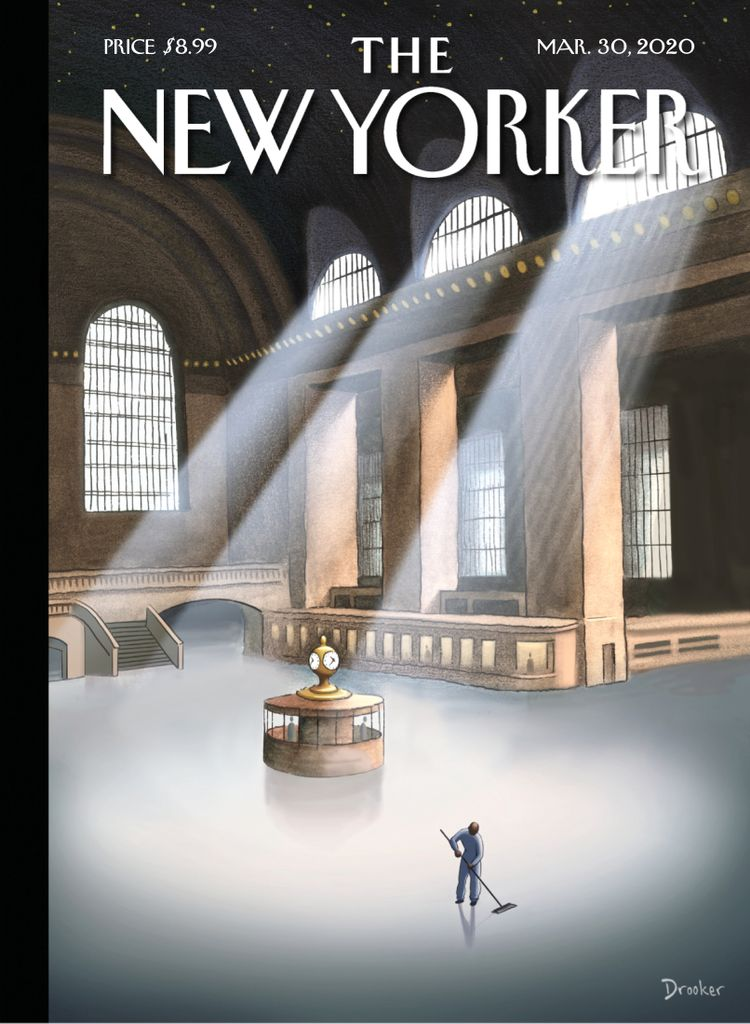 2016-06-27 - The New Yorker