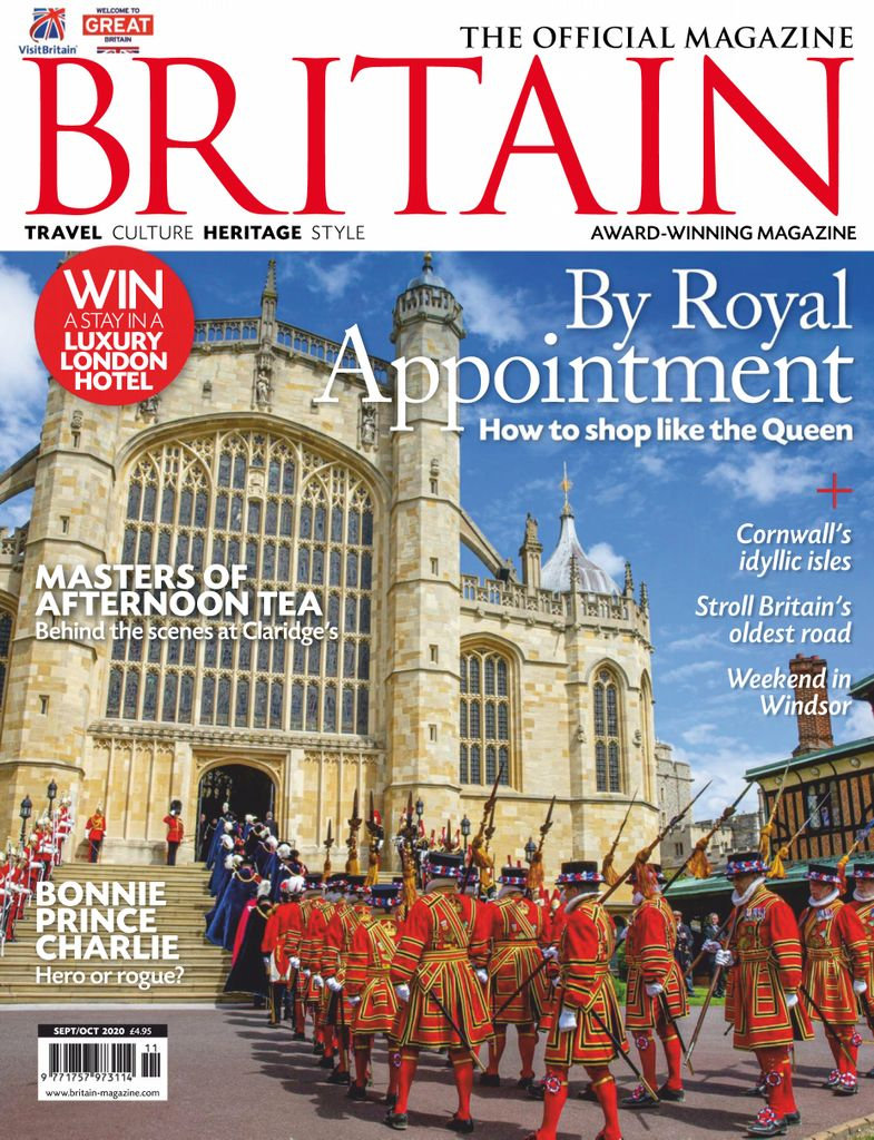 Best Price for Britain Magazine Subscription