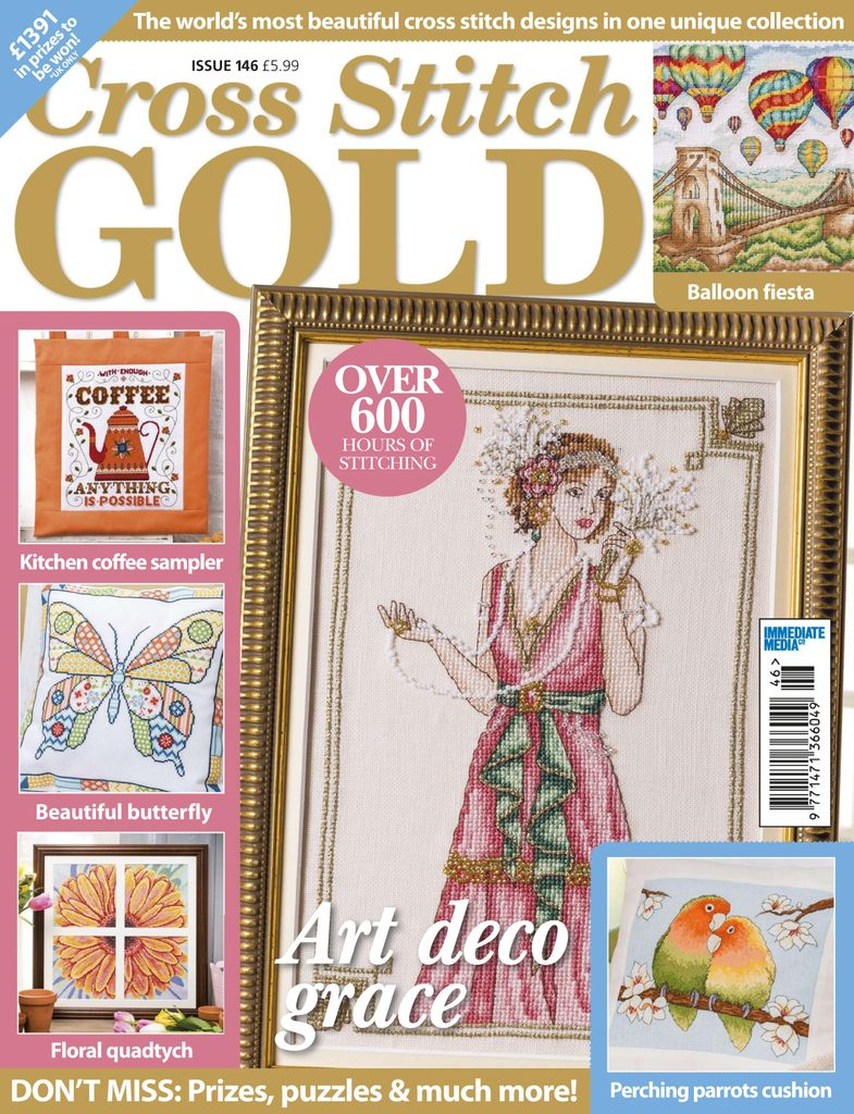 Best Price for Cross Stitch Gold Magazine Subscription