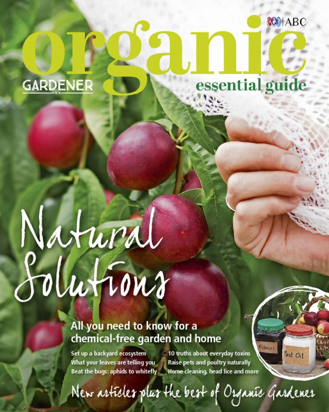 ABC Organic Gardener Essential Guides Digital