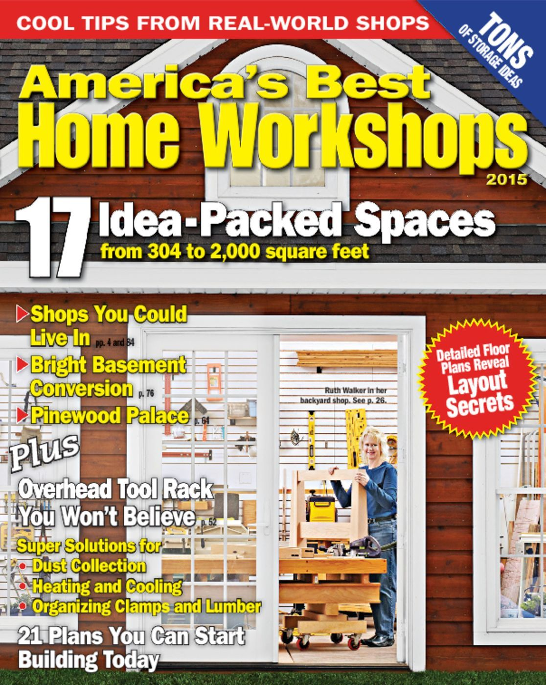 America's Best Home Workshops Digital