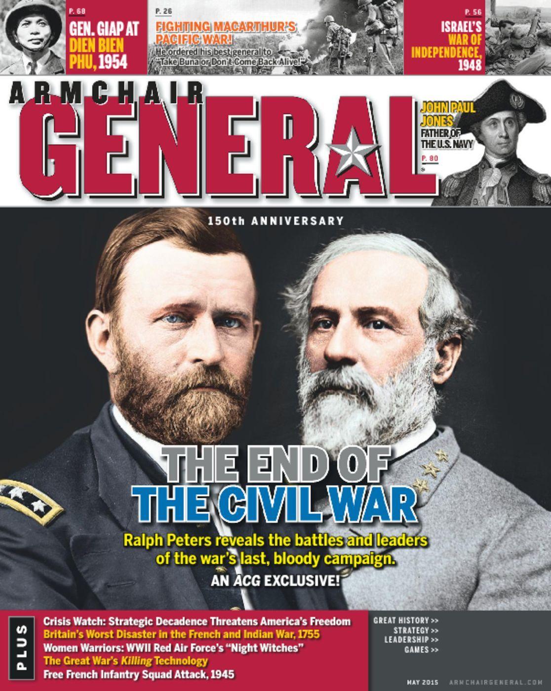 Armchair General Digital