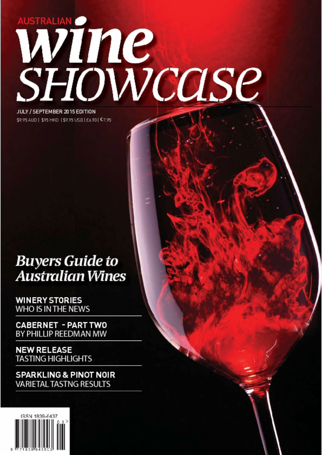 Australian Wine Showcase (Digital)