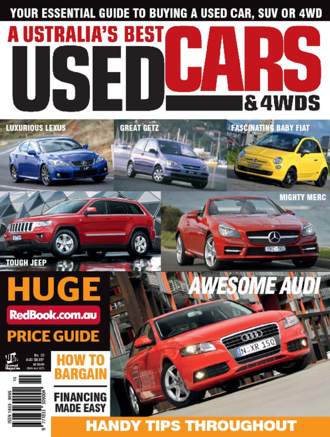 Australia\'s Best Used Cars & 4wds Magazine (Digital) - DiscountMags.com
