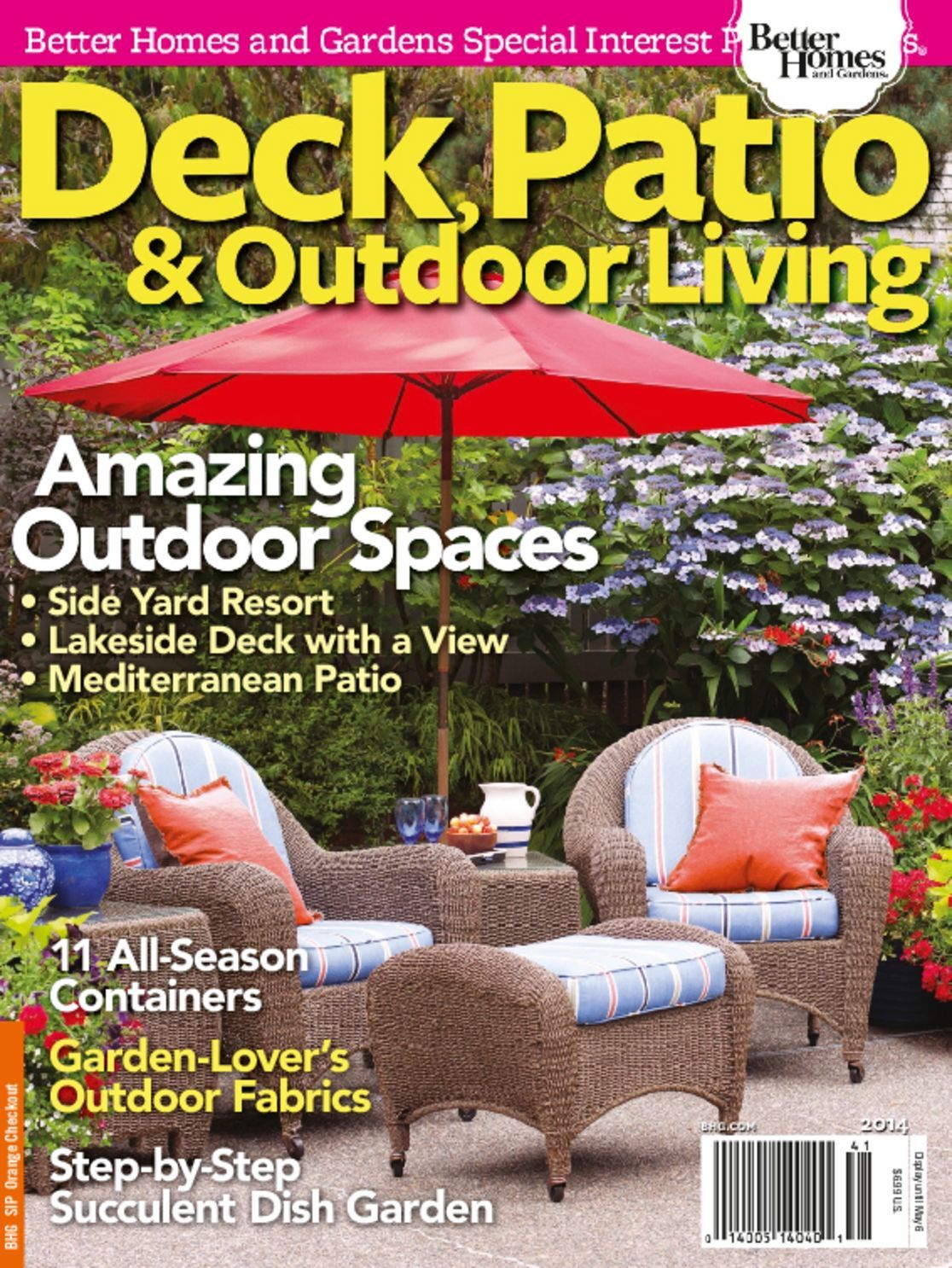 deck patio outdoor living magazine digital