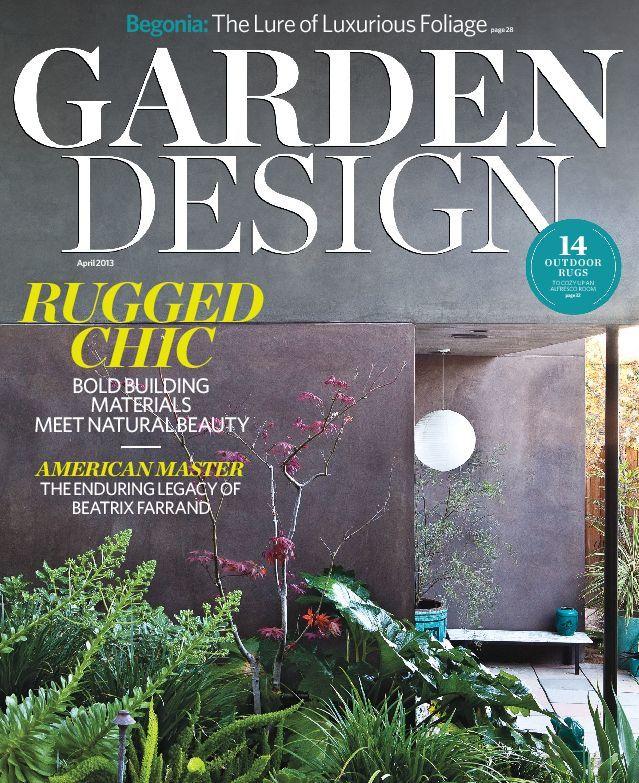 Garden design magazine digital for Garten design magazin