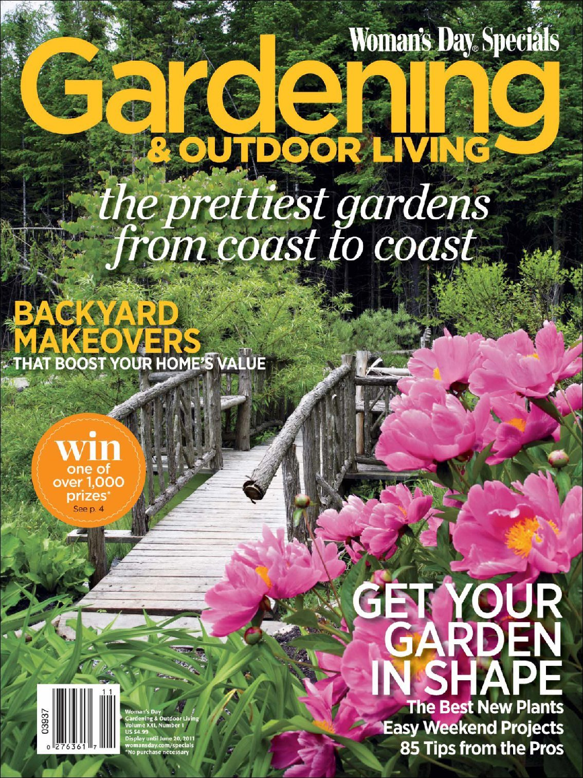 gardening outdoor living magazine digital