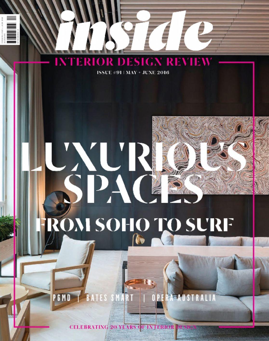 Inside Interior Design Review Digital Magazine