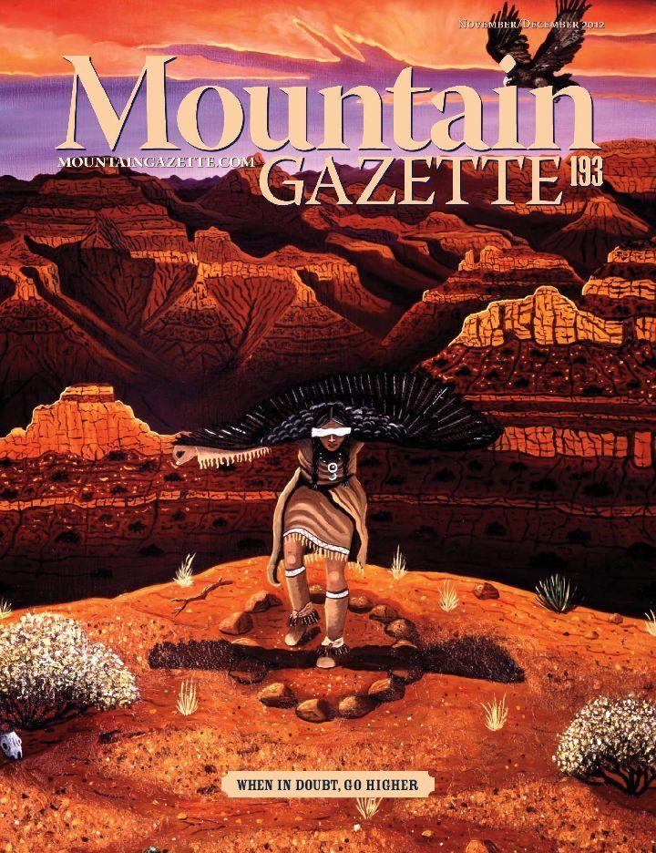 Mountain Gazette Digital
