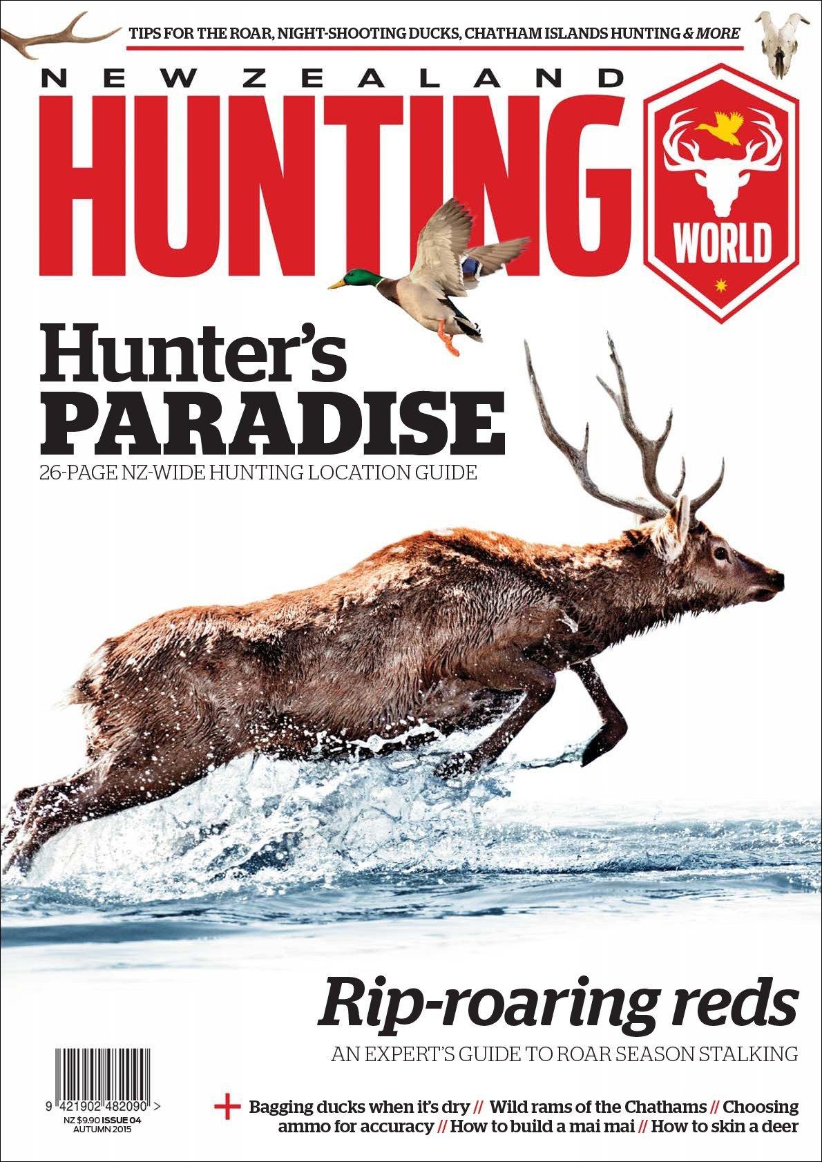 Nz Hunting World Digital