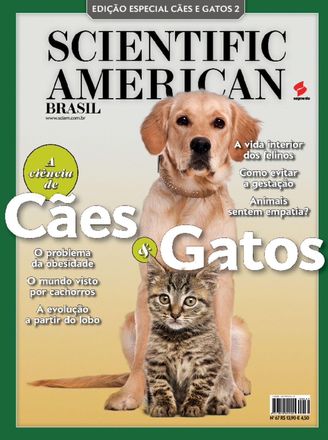 Scientific American Brasil Especial Digital