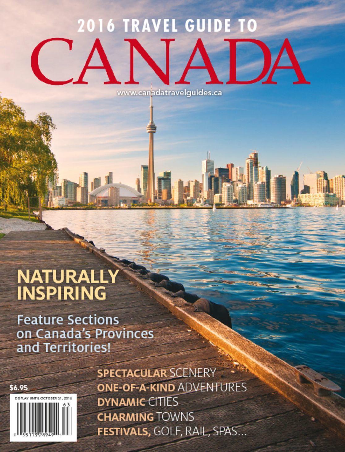 Travel Guide To Canada Magazine Digital Discountmags Com