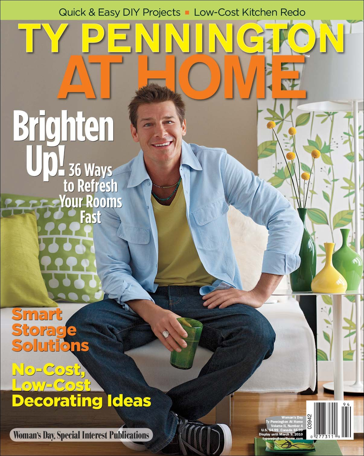 Ty Pennington At Home Digital