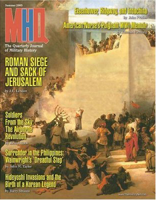 Best Price for MHQ: The Quarterly Journal of Military History Subscription