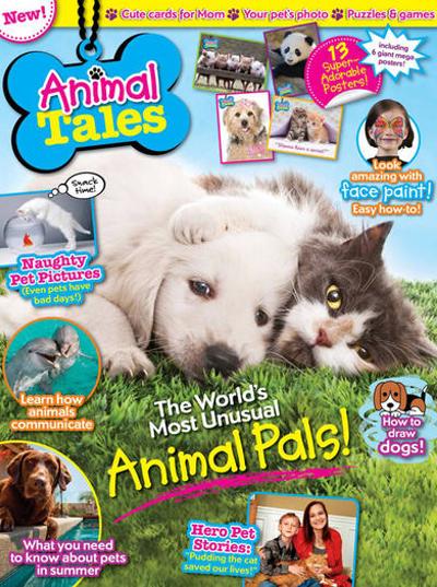 Animal Tales Magazine Subscription