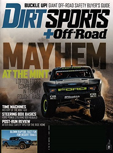 Dirt Sports Off Road Magazine Subscription