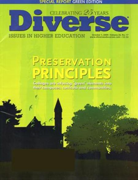 Best Price for Diverse Issues in Higher Education Magazine Subscription