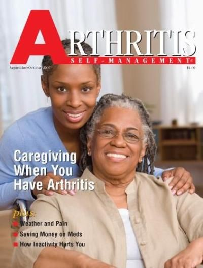 Arthritis Self Management Magazine Subscription
