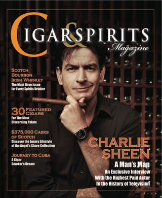 Cigar Spirits Magazine Subscription