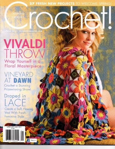 Crochet Magazine Subscription