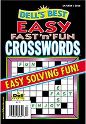 Easy Fast N Fun Crossword Magazine Subscription