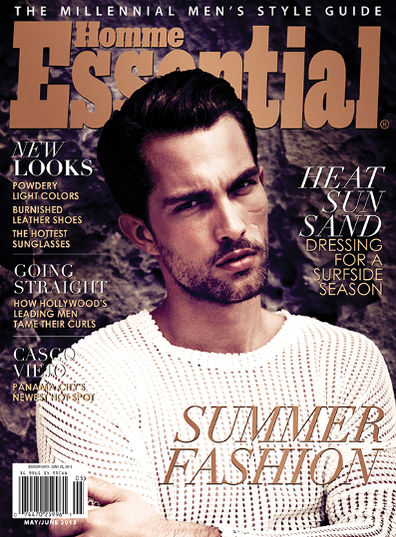 Essential Homme Magazine Subscription