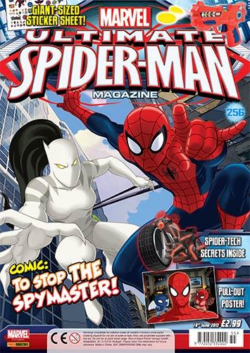Best Price for Marvel Spider-Man Magazine Subscription