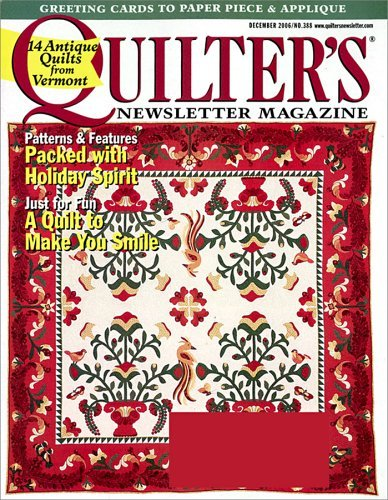 Best Price for Quilters Newsletter Subscription