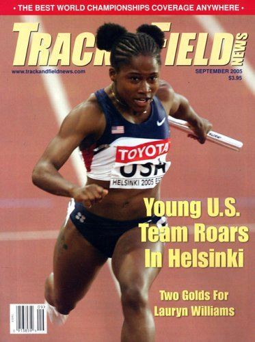 Track Field News Magazine Subscription