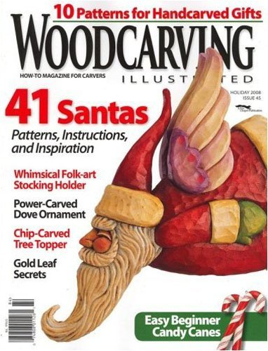 Wood Carving Illustrated Magazine Subscription
