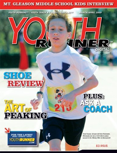 Best Price for Youth Runner Magazine Subscription