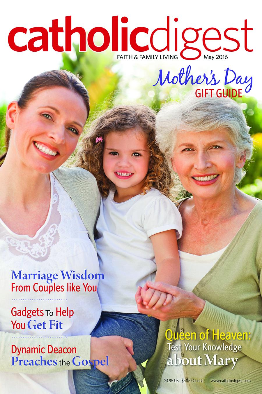 Catholic Digest Magazine Subscription