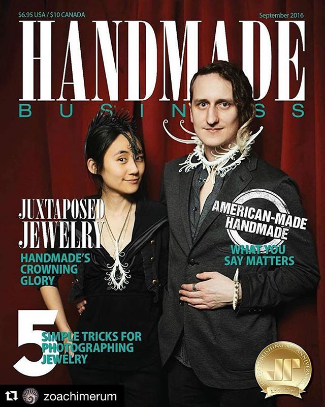 Handmade Business Magazine Subscription